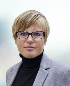 <b>Eva Gaupp</b><br>Sekretär und Presse-Beauftragte<br>Redaktionsleiterin